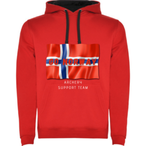 NBF Supporter hoodie front